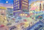 Station Square Lights
