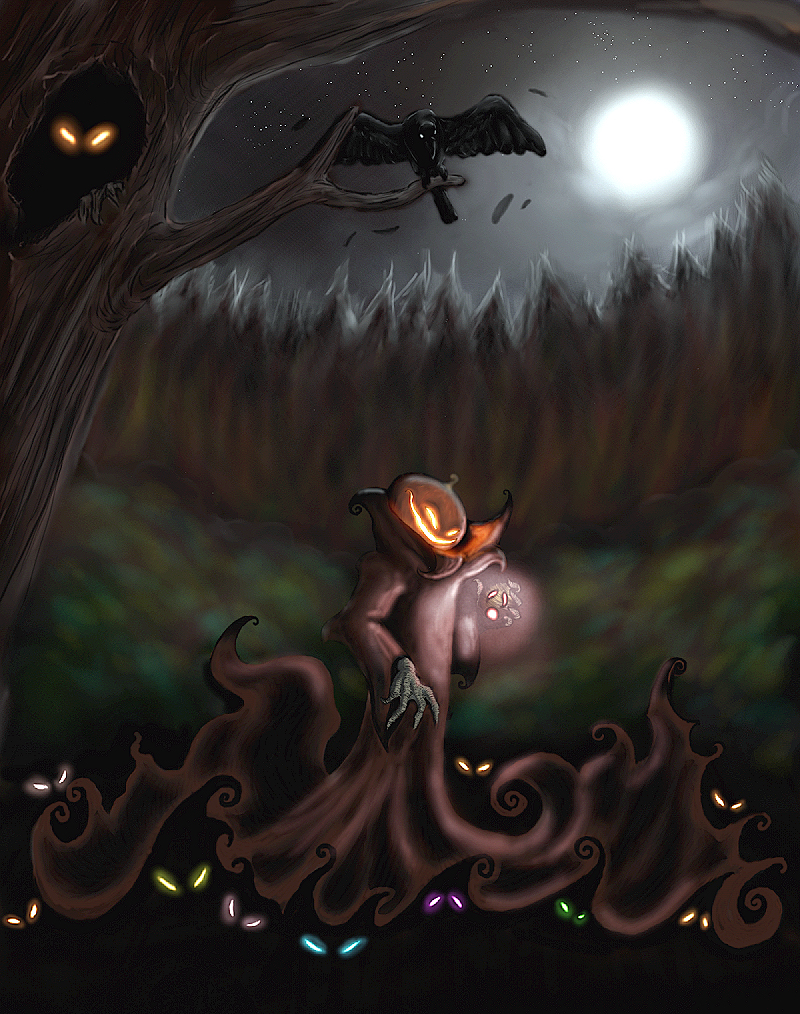 Stingy Jack by NoeleoNl on DeviantArt