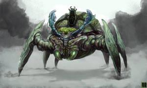 Giant Bug - Vein Mauler
