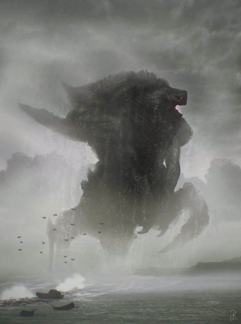 Kaiju - Heikegani by NoeleoNl