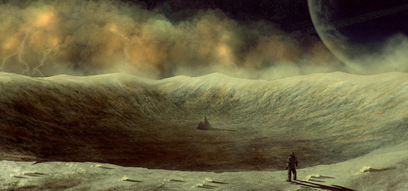 Alien-Landscape-#Brainstorm by NoeleoNl