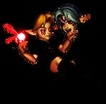 Hyrule Warriors BEN DROWNED (EDIT)