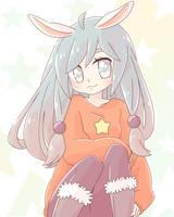 [Trade] Star Bunny by kuromikku
