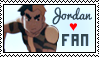 Jordan Love Stamp by PetitAngelOfTheNight