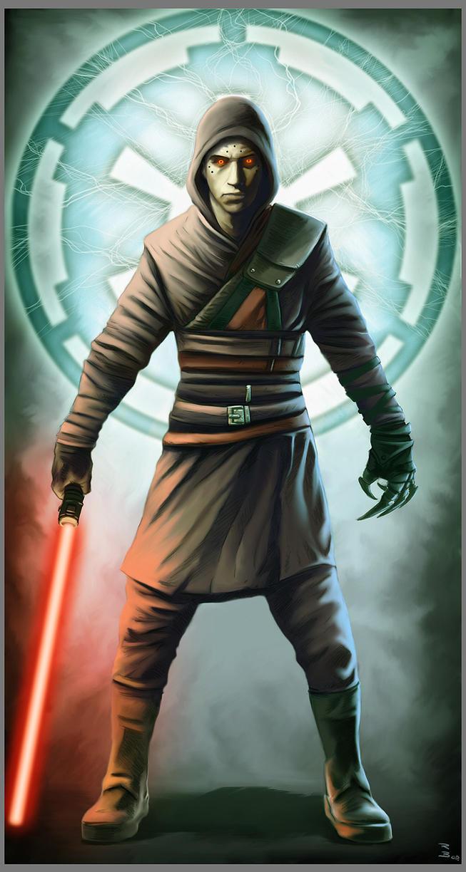 Sith apprentice concept by digitalinkrod