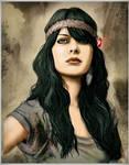 Natasha portrait