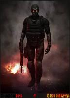 ShadowOps Grim Reaper by digitalinkrod