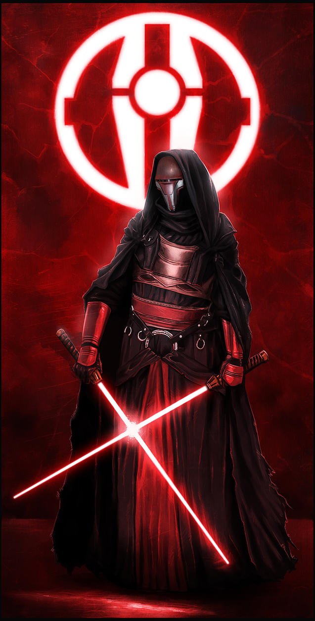 Revan by digitalinkrod