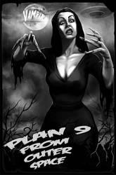 Vampira by digitalinkrod