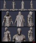 Revan sculpt update 2