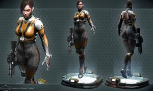 Agent Lyn final
