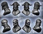 Frozen crypt guard doodle