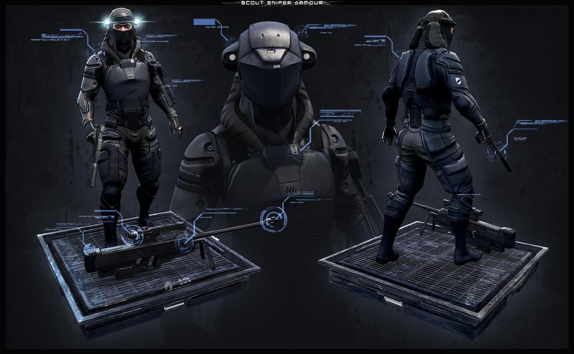 Scout Sniper comp 1 by digitalinkrod