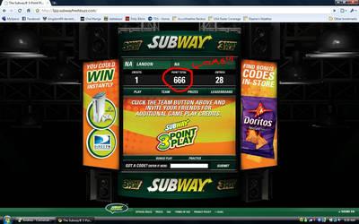 Subway 666