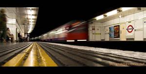 London Underground by deluxer