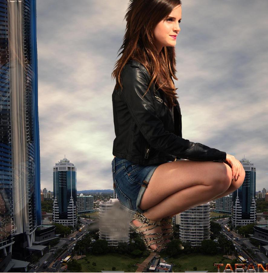 Emma Watson Größe