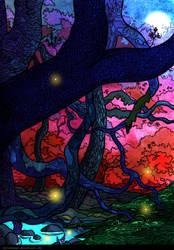 Firefly Moon