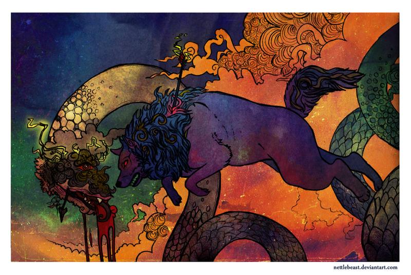 Tempest by nettlebeast