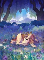 Flower Snuggle