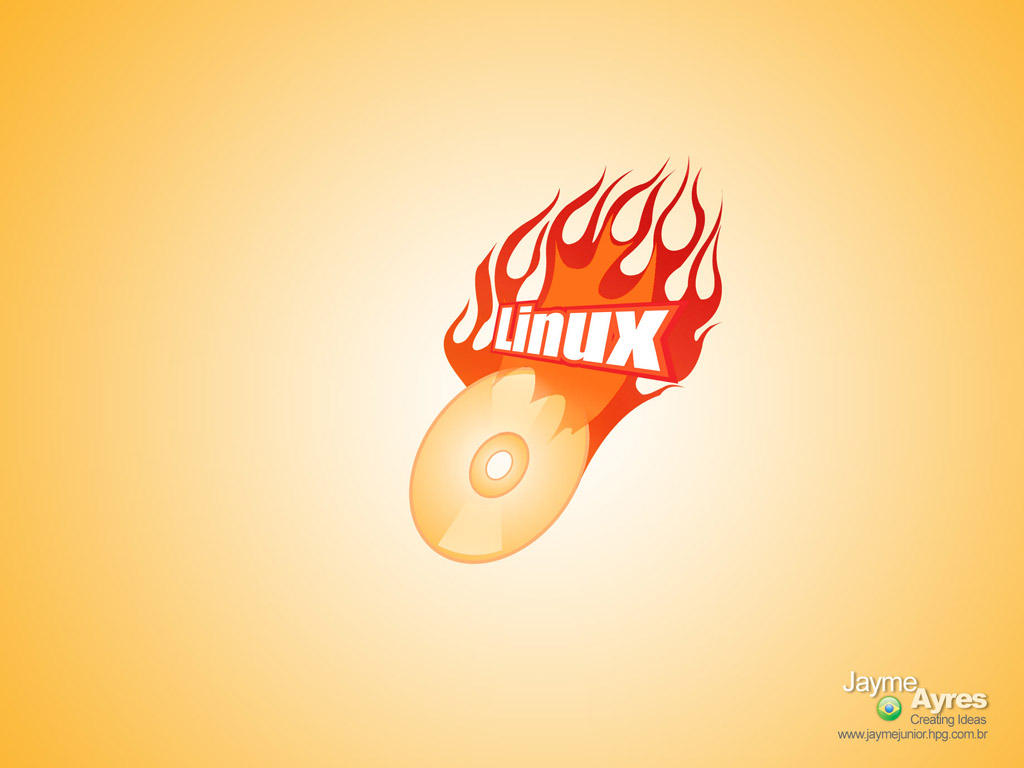 Burn Linux by jayres
