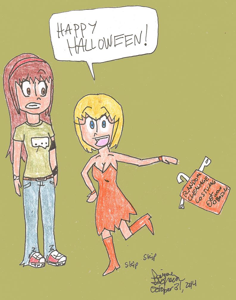 Happy Halloween 2014 by KromCompany