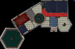 Stonecrowne Manor (1st Floor)