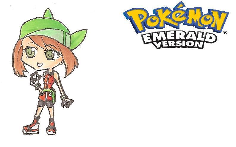 Pokemon Manga Emerald Images   Pokemon Images