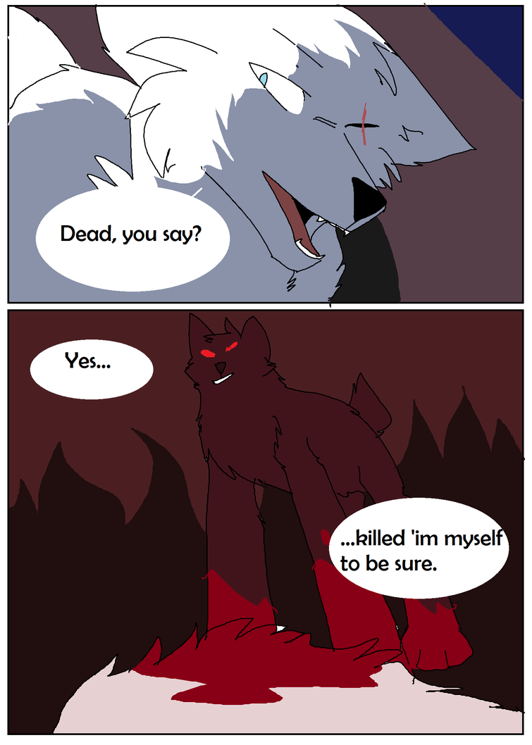Wolf's Destiny-Page 64 by Itrakat