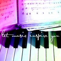 Let Music Inspire You