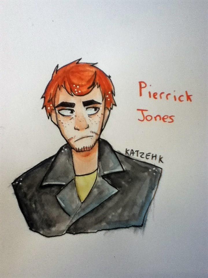 Pierrick -OC- by KatzehK