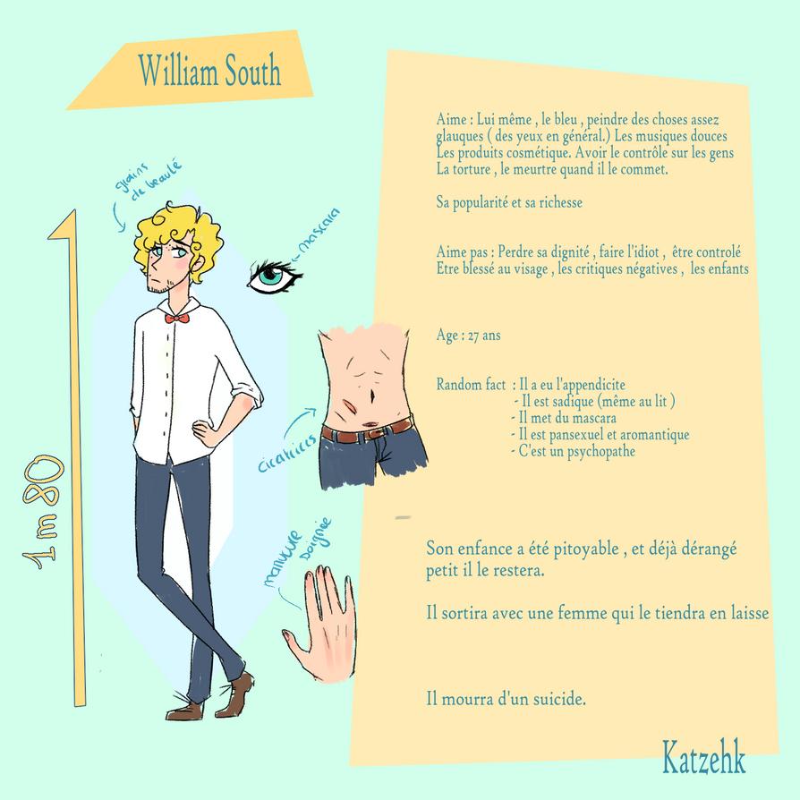 William -Ref by KatzehK