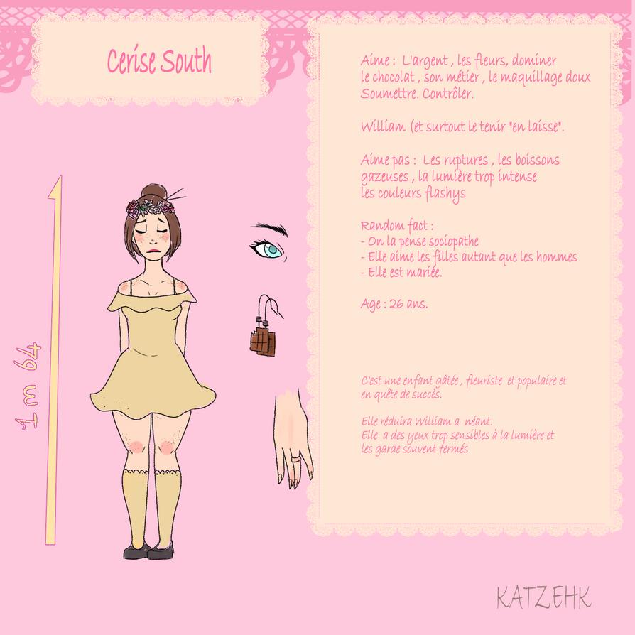 Cerise -Ref by KatzehK