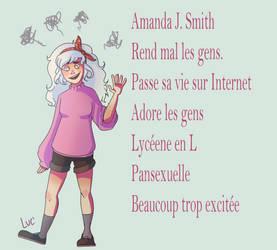 Amanda J.Smith