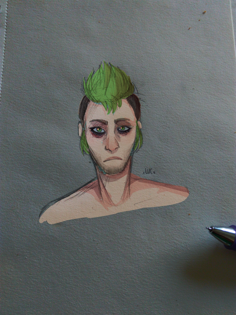 Green by KatzehK