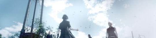 Final Fantasy XV signature v2