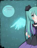 Hatsune Miku by Harukasena