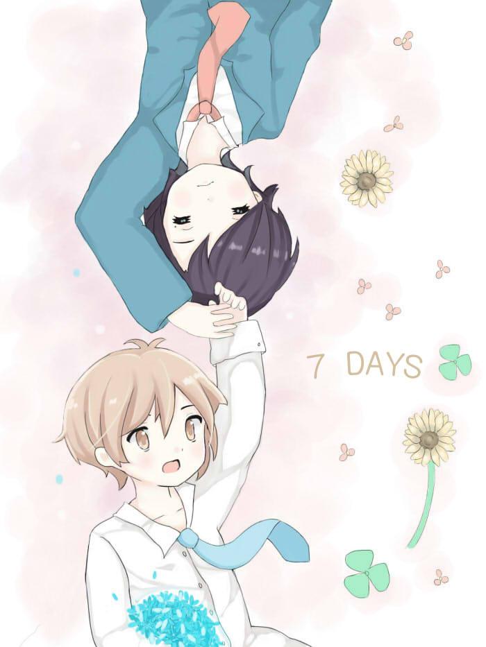 seven days by Harukasena