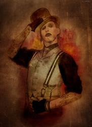 POINT COMMISSION - M. Manson by LeeMinKyo