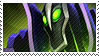 Rubick Stamp by Pussetus