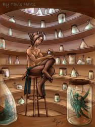 Fairy catcher by tavisharts