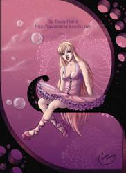 Ballerina fairy by tavisharts