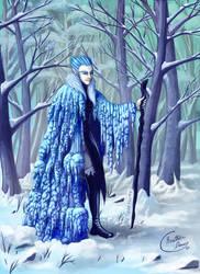 Jack frost by tavisharts
