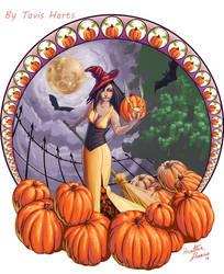 Halloween 2010 by tavisharts