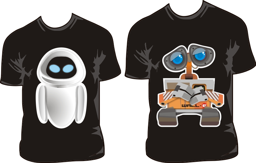 Wall E T Shirts By Felipemeyer On Deviantart