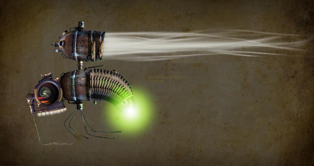 SteamPunk Bug by Dyworh