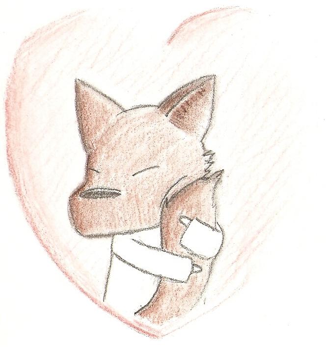 I Love My Tail by RainOfGallia