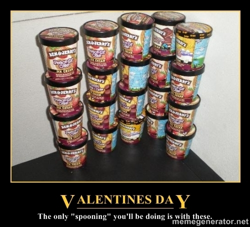 Lonely Valentines Day By The Hero Of Thyme ...