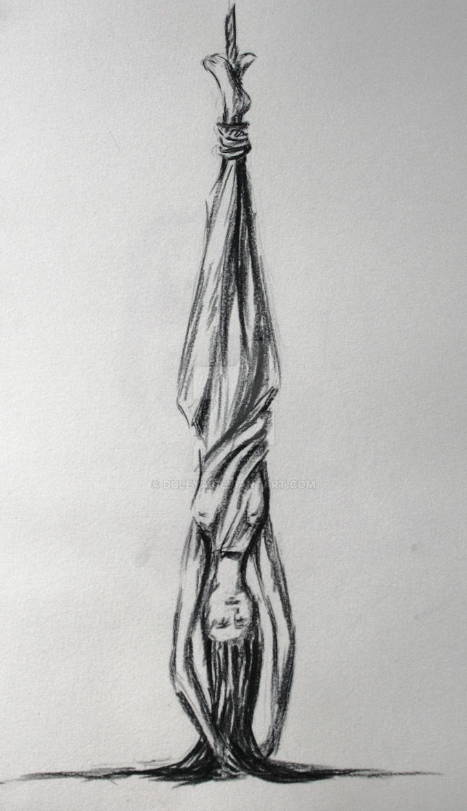 hanged by Duleya
