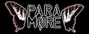 Paramore Logo by saifbeatsart