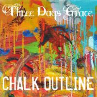 Three Days Grace - Chalk Outline by saifbeatsart